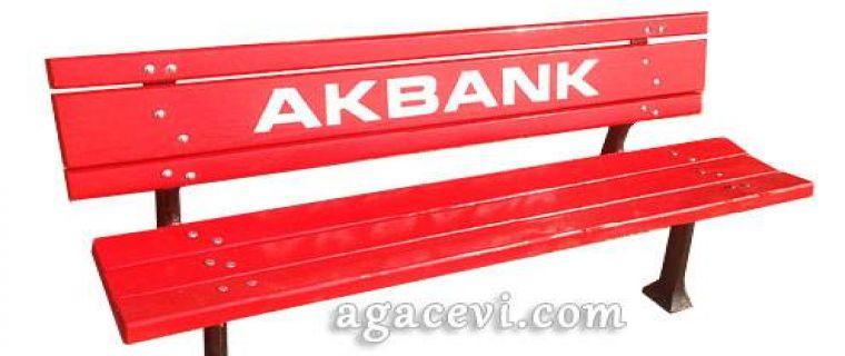 Kurumsal için özel ahşap bank imalatı